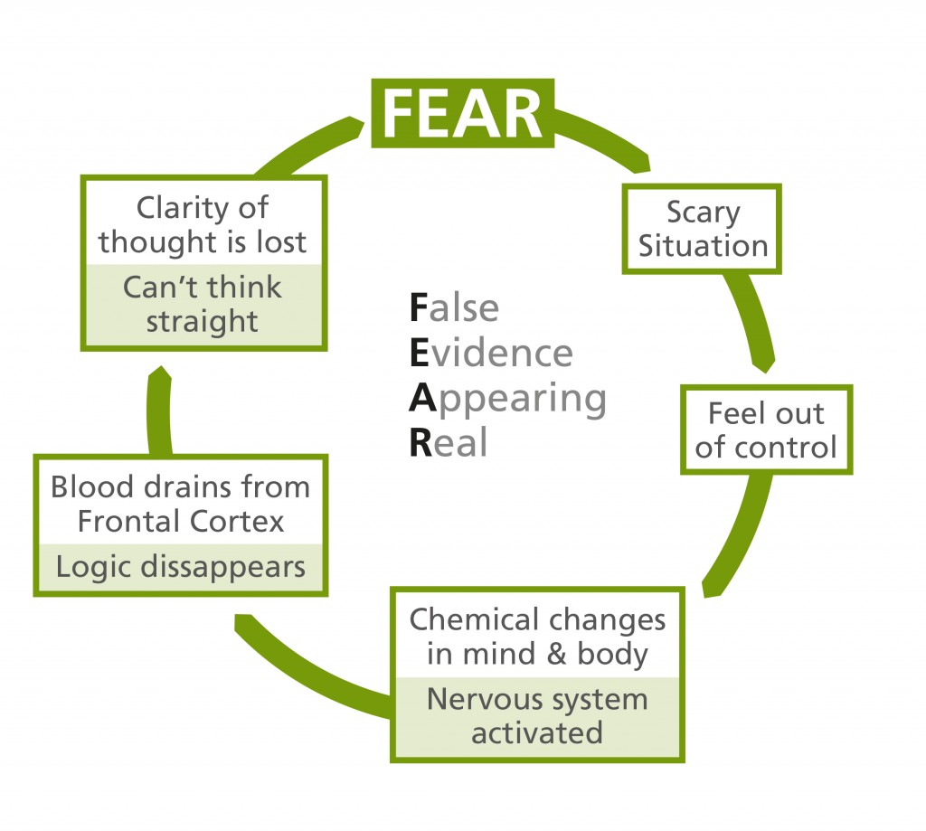 Fear diagram